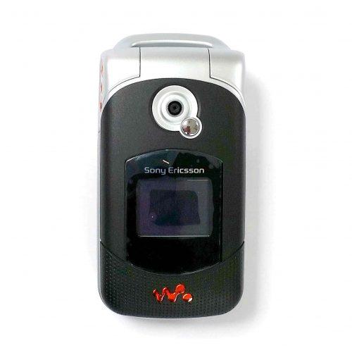Sony Ericssson W300 Black (2)