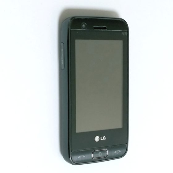 lg touch screen phone