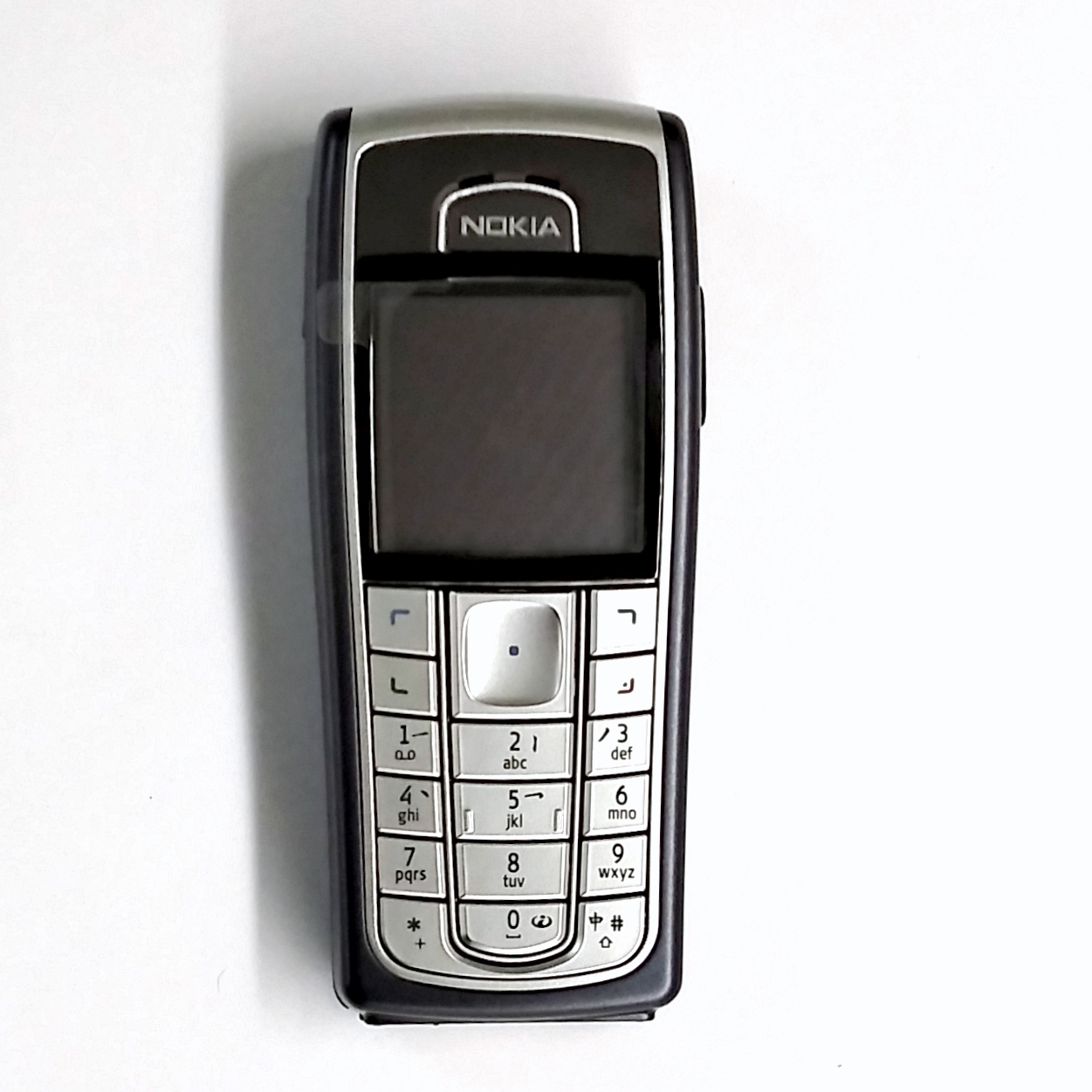 6230 With Triband Unlocked Gsm cell Camera bluetooth - Nokia Phone