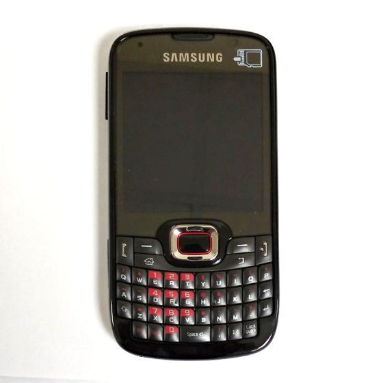 Samsung Omniapro Gt B7330 Black Camera Full Keyboard With Unlocked Quadband Gsm Phone Cellcityonline Com A Cell Phones Collectors Site