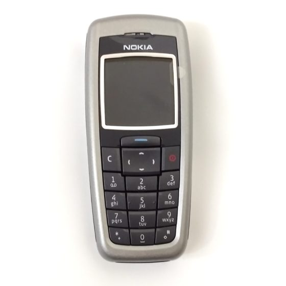 Nokia 2600 Dual Band (6)