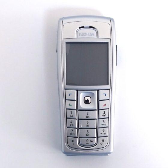 Nokia 6230 Silver (9)