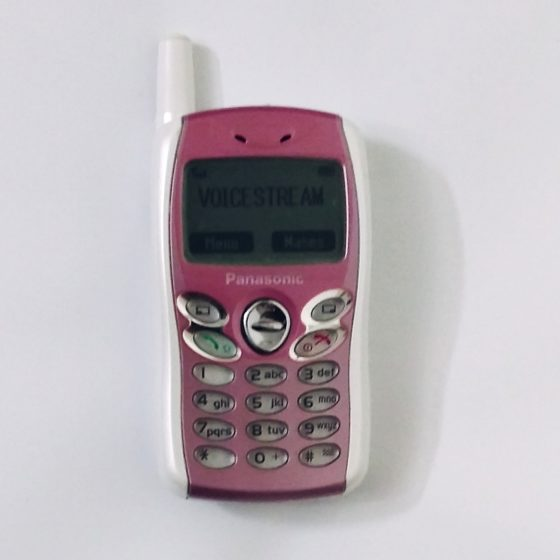 Panasonic GD55 Pink (2)