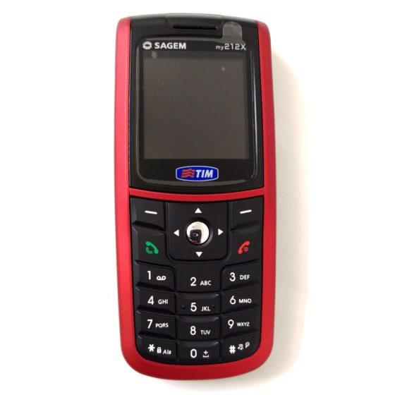 Sagem My210x Red (8)