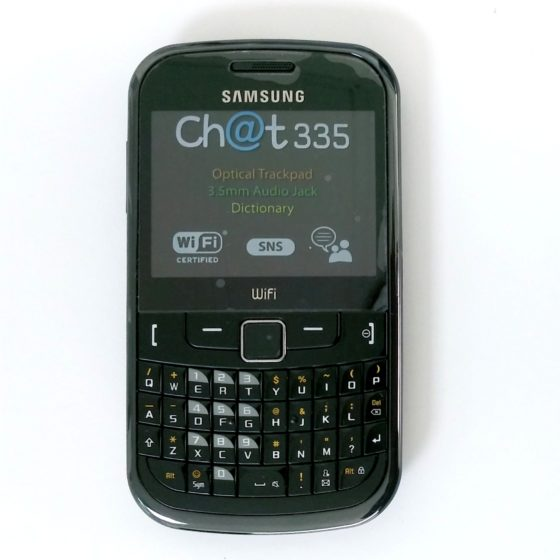 Samsung S3350 Ch T Qwerty Keyboard Gsm Unlocked Quad Band Texting Cell Phone Black Cellcityonline Com A Cell Phones Collectors Site