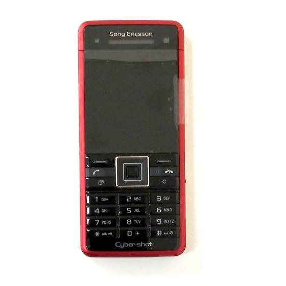 Sony Ericsson C902 RED (8)