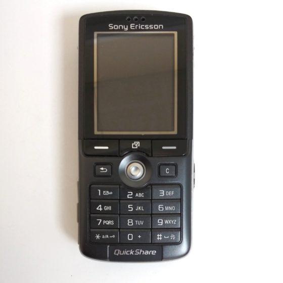 Sony Ericsson K750 Black