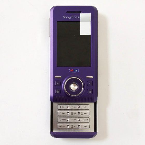 Sony Ericsson S500i Ice Purple