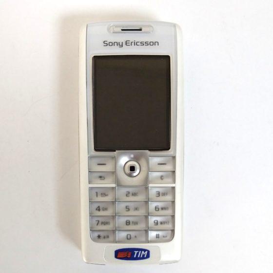 Sony Ericsson T630 White