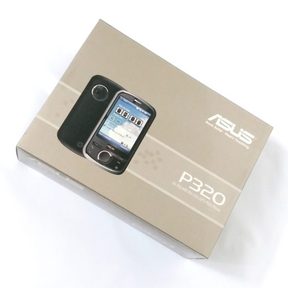 Asus P320 Windows Mobile (1)