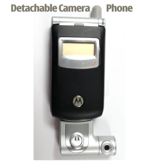 Motorola T720 With Detachable Camera