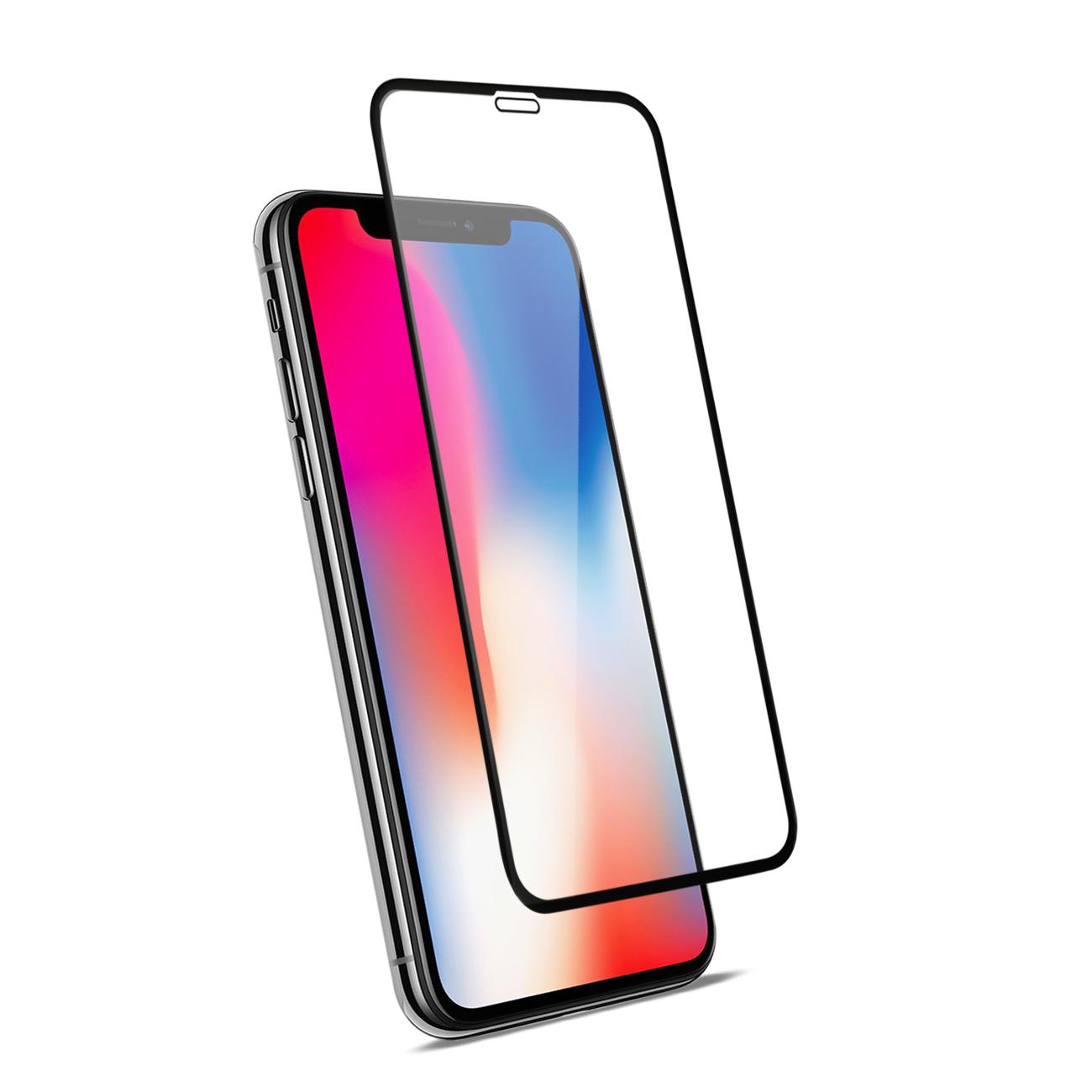 iPhone x tempered glass-M2RHM-SCP3D-IPHONEXBK-1