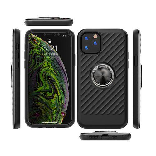 iPhone 11 case black-PC02-IPH11PROBK-1