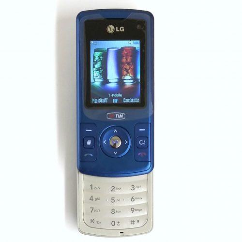 LG KU385 Blue Slider (2)