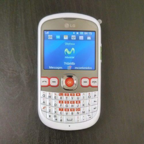 LG C305 Red