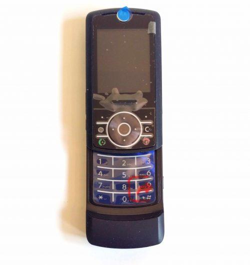 Motorola Rizr Z3 Black (2)