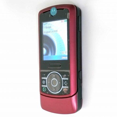 Motorola Rizr Z3 Red (8)